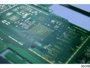 China Green Solder Mask Multilayer Controlled Impedance PCB with 3mil Line Width on sale