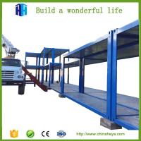 China prefabricated kit homes small modern affordable prefab steel container house homes designs on sale