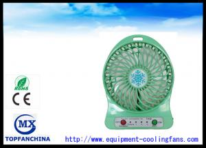 China DC Rechargeable USB Cooling Fan Electronics New Product 5V Holding In Hands on sale