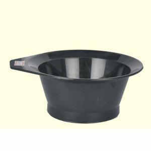 China Customized 200ml Black Plastic Hair Coloring Tools Salon Dye Bowl on sale
