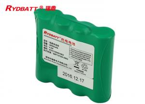 China 4S1P 4.8V 2600mAh Nimh Aa Battery Pack / Durable Nimh Aa Battery on sale