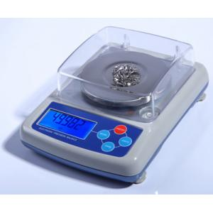 China 0.001g Digital Carat Scale Electronic , balance weighing scales For Gold on sale