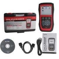 China Autel MaxiCheck Airbag Autel Diagnostic Tools , ABS SRS Light Service Reset Tool on sale
