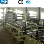 PVC Sheet Calendering Machine , PVC Sheet Making Machine With Customized Length