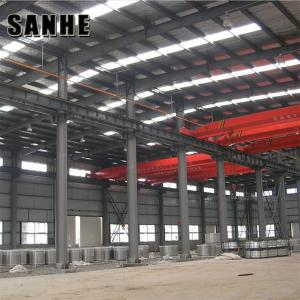 China Prefabricated structural steel warehouse steel structure frame building on sale