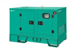 China Industrial Sound Less Silent Electric Generator , 25kva 20kw Super Quiet Diesel Generators on sale