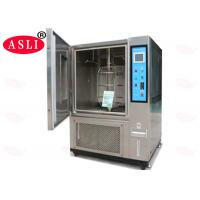 China Environmental Test Machine Rubber Fabric UV Accelerated Aging Test Chamber on sale