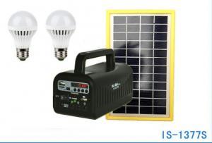 off grid solar energy portable solar power home system 3W solar