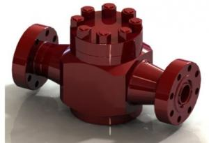 "China Wellhead Check Valve, API 6A 1-13/16 ~7-1/16"" Check Valve / Wellhead Valve / One Way Valve on sale"