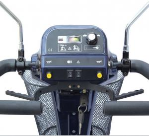Electric 4 Wheel Mobility Scooter 12 Inch Wheels 860W 24V