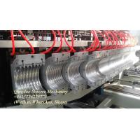 Double-wall Corrugated pipes extrusion die head machine and molding modules 600mm