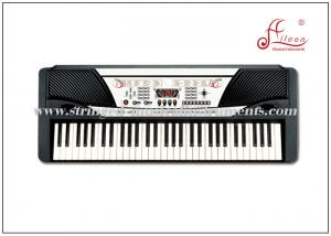 China 20 Rhythms Musical Instrument 61 Key Electronic Keyboard 955×365×133 Mm 23.5kgs Weight on sale