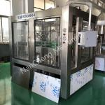 China Touch Screen Mineral Water Bottle Filling Machine , 3 In 1 Filling Machine wholesale