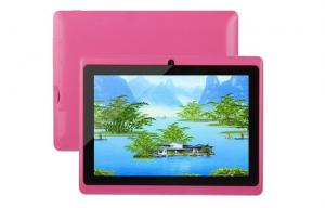 China Ram 512MB Capacitive Touchscreen Tablet PC 7 Inch With Voice Call on sale