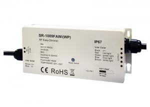 China RF & WiFi RGBW LED Controller 4Channels CV or CC Output 5 Years Warranty on sale