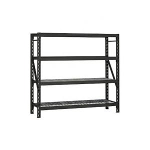 China Folding Industrial Stainless Steel Shelving Indoor For Supermarket on sale
