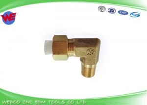 China M682 Lower Water Pipe Fitting Mitsubishi Wire EDM Wear Parts FA , HA Series on sale
