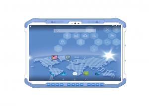 China Smart Industrial Grade Android Tablet , Heavy Duty Android PC IP67 Rugged With Camera on sale