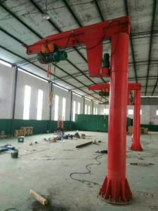 China Fine Craftsmanship China Mingdao 5000Kg Mounted Slewing Bearing Jib Crane with Good Source Of Materials on sale