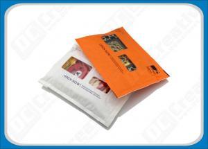 China Window Kraft Bubble Padded Envelope , Small Padded Mailing Envelopes on sale
