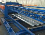 China Metal forming machinery manufacturers floor deck roll forming machine for sale