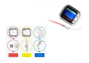 China Latest Physical High Blood Pressure,Diabetes Nasal Laser Light Therapy  For Elders on sale
