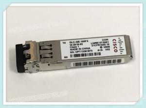 China Cisco GLC-GE-100FX SFP Optical Transceiver Module Gigabit Ethernet fiber single module on sale