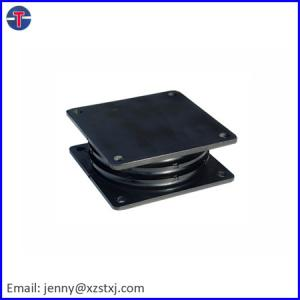 China Made in China rubber product vibration rubber shock absorber for load vehicles on sale
