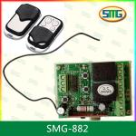 SMG-822 2 channel remote controller with motor protection function