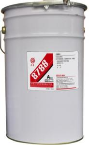 China 8788 Boiling and steaming Polyurethane Adhesive Glue solvent - based two - component on sale