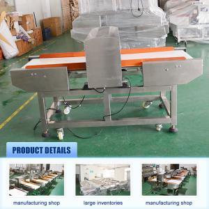 China Waterproof Metal Detector For Food Processing Industry Sensitivity Adjustable on sale