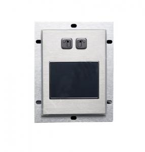 China Metal industrial pointing device touchpad module with USB PS2 rear panel mount on sale