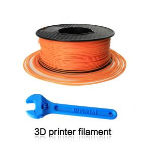China PLA 3D Printer Filament PLA Fluorescent / 3D Printer PLA Filament on sale