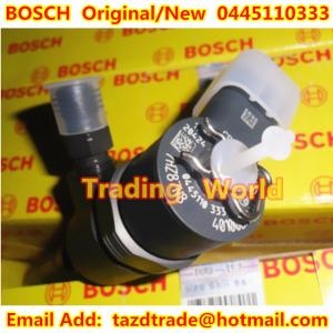 China BOSCH Original and New Injector 0445110333 for DFL / DongFeng on sale