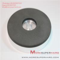1A1 resin bond CBN abrasive disc processing tool steel Alisa@moresuperhard.com