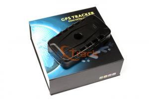 China 365g Portable GPS Tracker Online Platform Shock / Low Battery Alert on sale