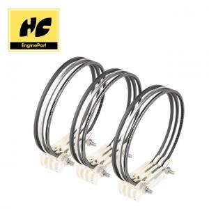 China Used for Isuzu 4JH1 600P 5-12181-024-1 5-12121-004-0 HIgh quality and low price heavy engineering truck piston ring kit on sale