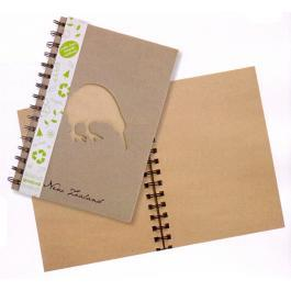 China Promotional PP spiral notepad on sale