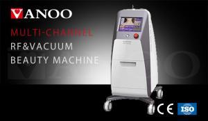 China RF Weight Loss Body Slimming Machine Vacuum Cavitation Machine Anti Aging on sale