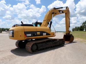 China Used Japan Excavator Caterpillar 330DL on sale