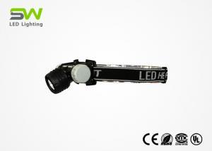 China High Power Brightest Headlamp Flashlight Cree LED 120 Lumen 3m Drop Test Passed on sale
