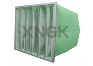 China G3 G4 Primary Pocket Air Filter Washable Synthetic Media High Air Flow on sale