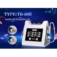 Professional Portable RF Fractional Microneedle Machine For Wrinkle Removal