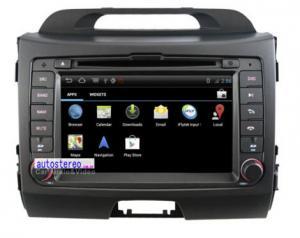 China 7'' Android 4.0 Car Stereo GPS Headunit for Kia Sportage on sale