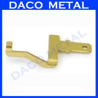 OEM brass bending brass punching metal stamping