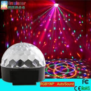 China led magic ball light sound control disco stage light home lighting wholesale on sale