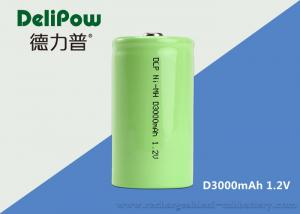 China Aa 3000mah Nimh Rechargeable Batteries , Safety Nickel Metal Hydride Nimh Batteries on sale