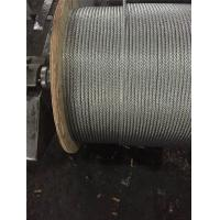 1X7 / 1X19 Aircraft Grade Wire Rope Cable Stainless Steel High Strength