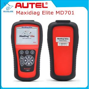 China Autel Maxidiag Elite MD701 4 System(engine, transmission, ABS,airbag) with DS molden for Asian Cars on sale