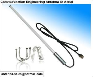 China Communication Engineering Antenna or Aerial 5.8G omnidirectional antenna for Base Station of the Communication on sale